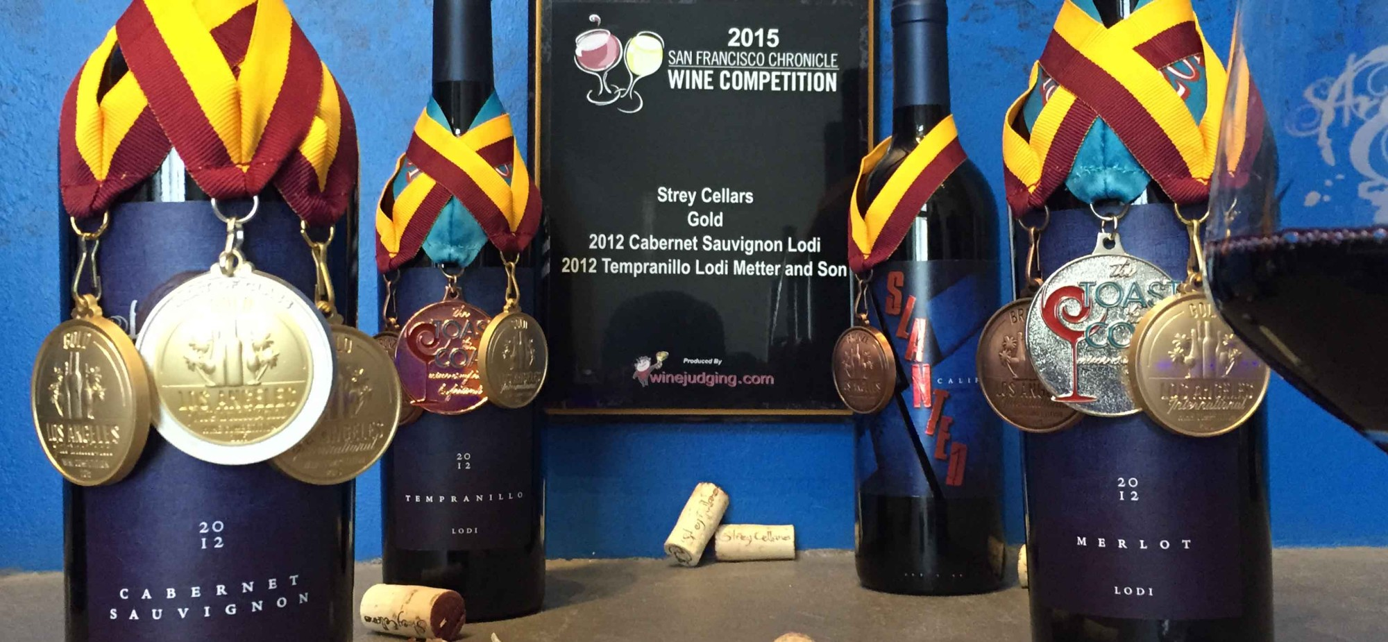 Wine Medals Web